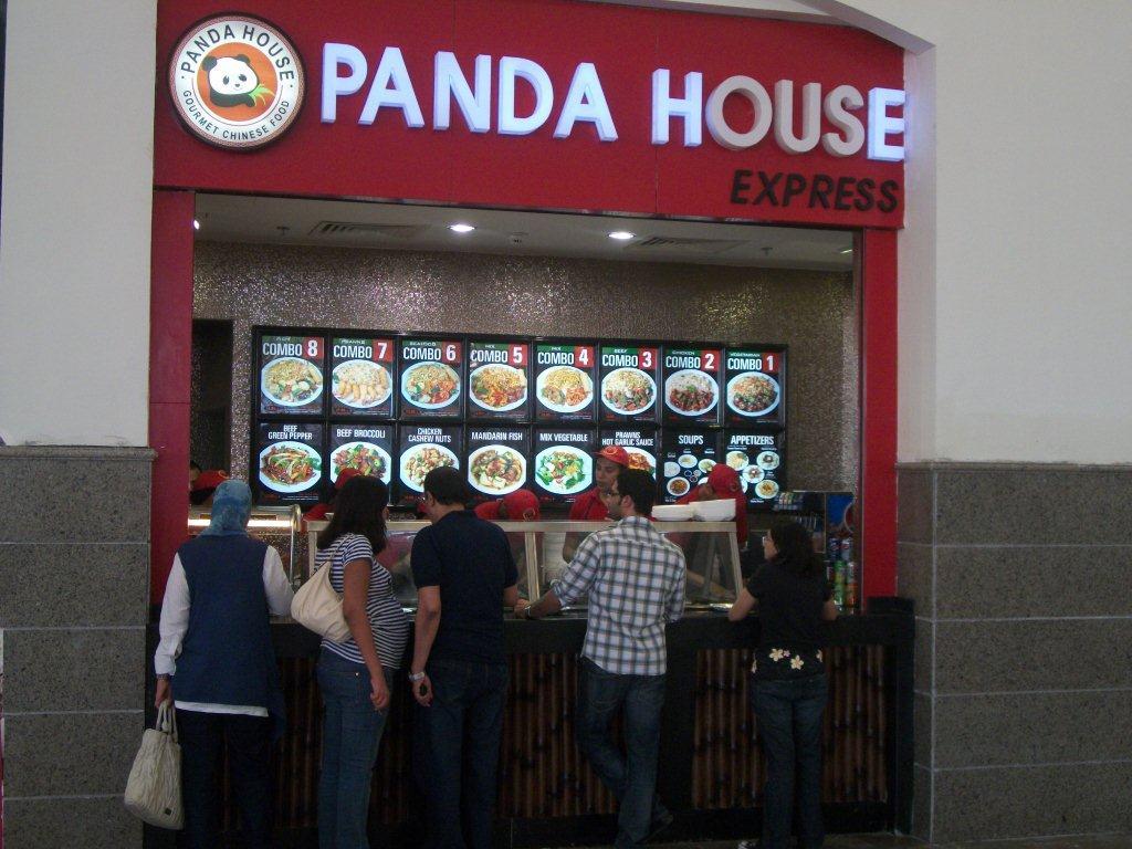 Panda House panda house   mall of arabia   flickr