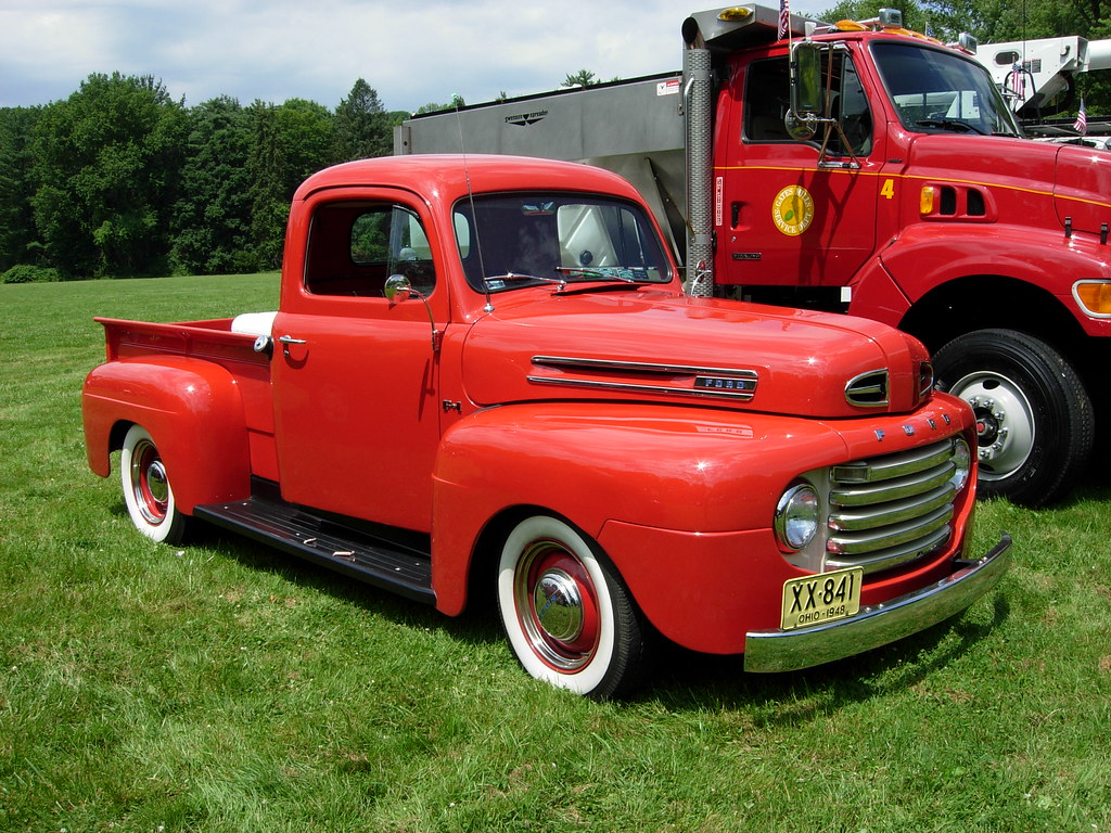 1948 Ford Pickup Truck A Mint Condition T Flickr By Jamo1454