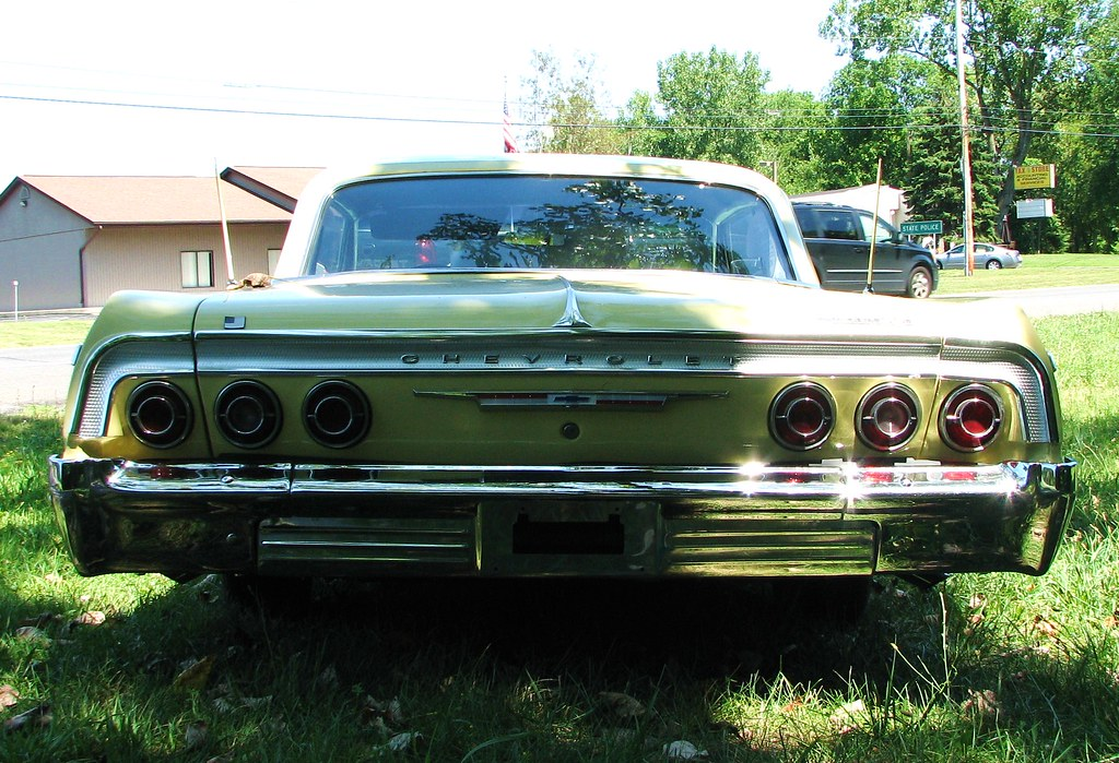 1964 chevy impala ss in 2011 for sale then for 15 000 flickr. Black Bedroom Furniture Sets. Home Design Ideas