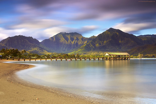 45 Seconds at Hanalei, Kauai | by PatrickSmithPhotography