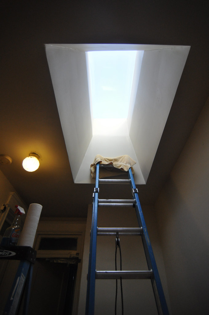 Painting Dry Wall