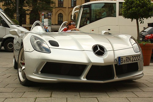 McLaren SLR Stirling Moss | by $ven