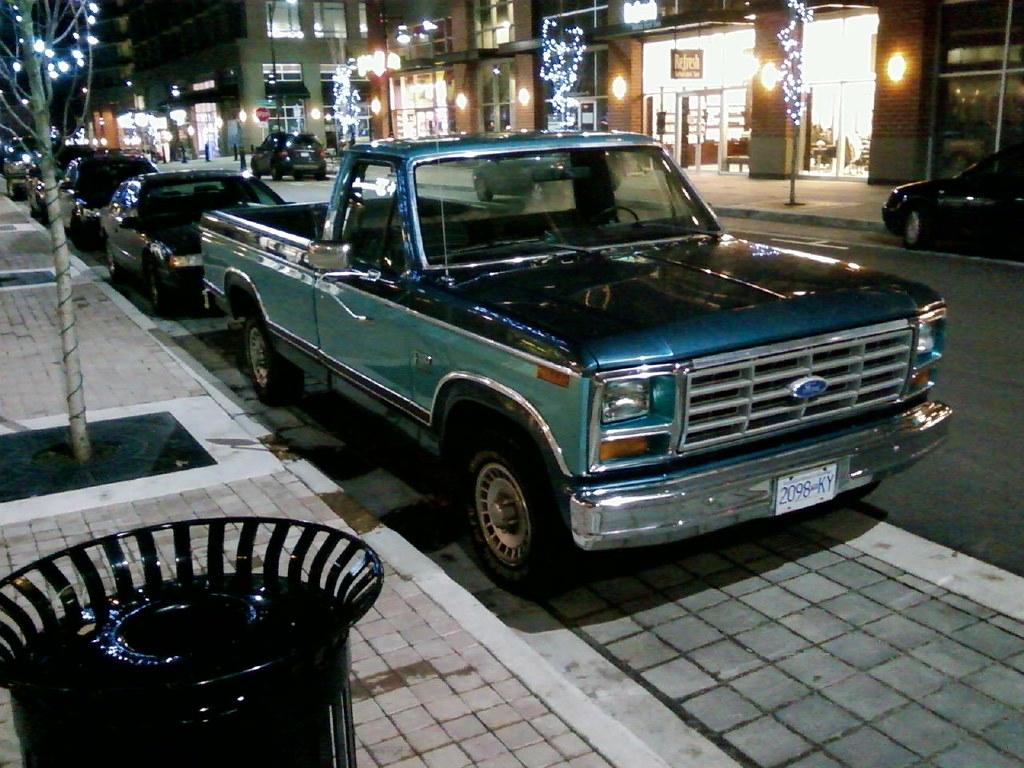 1983 ford f150 by bc sasquatch