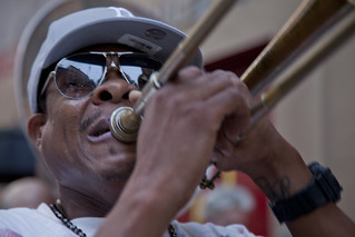 DBA Second Line trombone | by joshabla