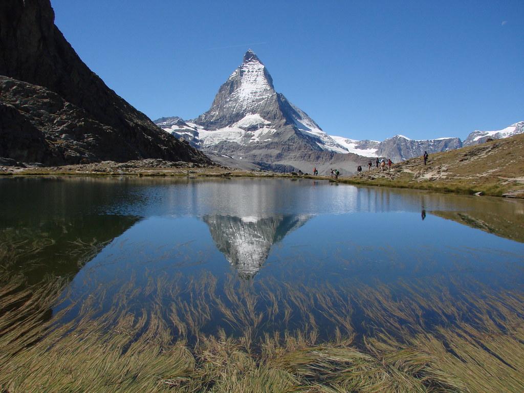 19 najpiękniejszych gór świata. Matterhorn