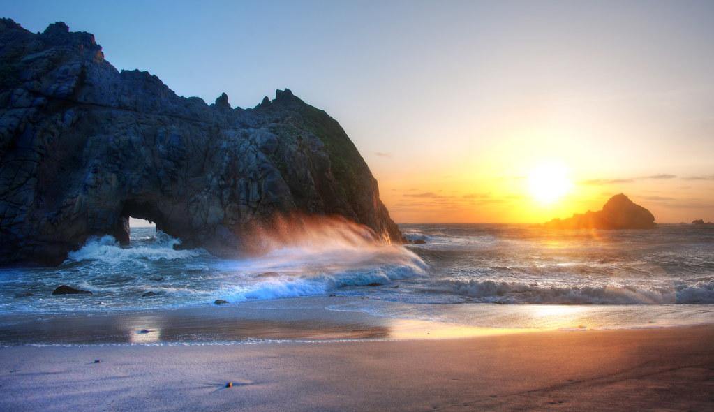 Big Sur Sunset Big Sur Sunset | by Stuck
