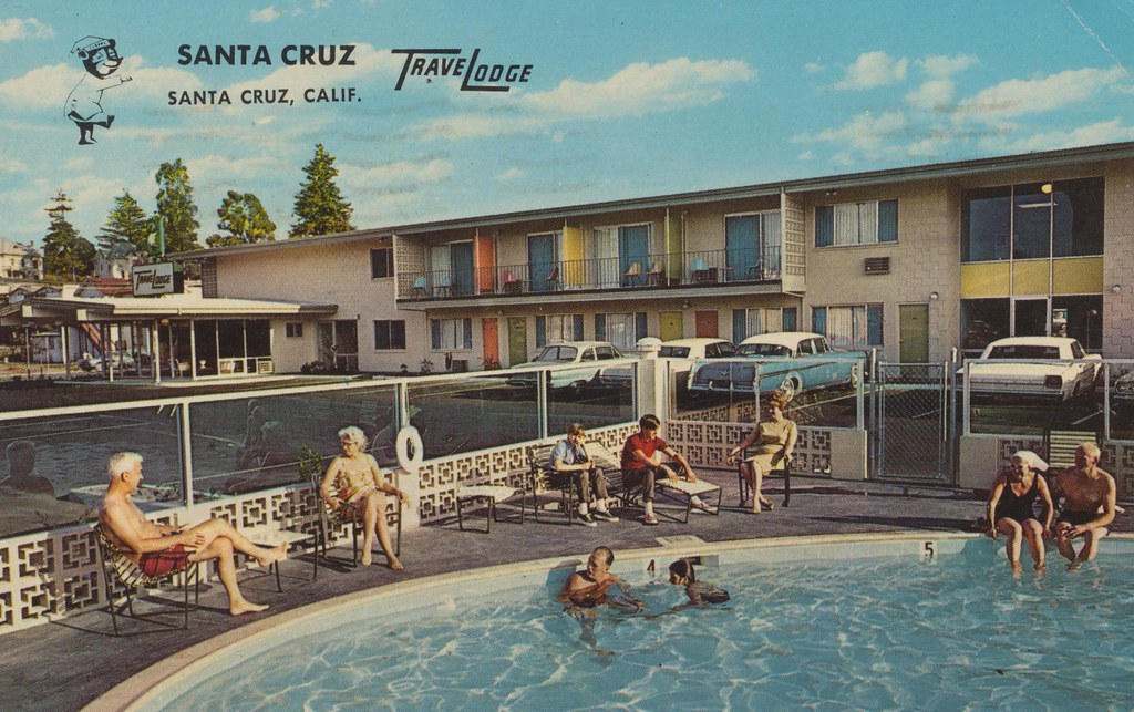 Travelodge - Santa Cruz, California