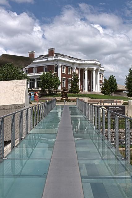 Garden Walk Chattanooga: From The Glass Bridge/Walkway To