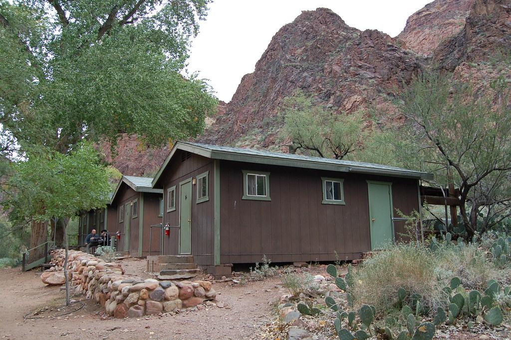 Grand Canyon Phantom Ranch Hiker Dorms 0160 Phantom