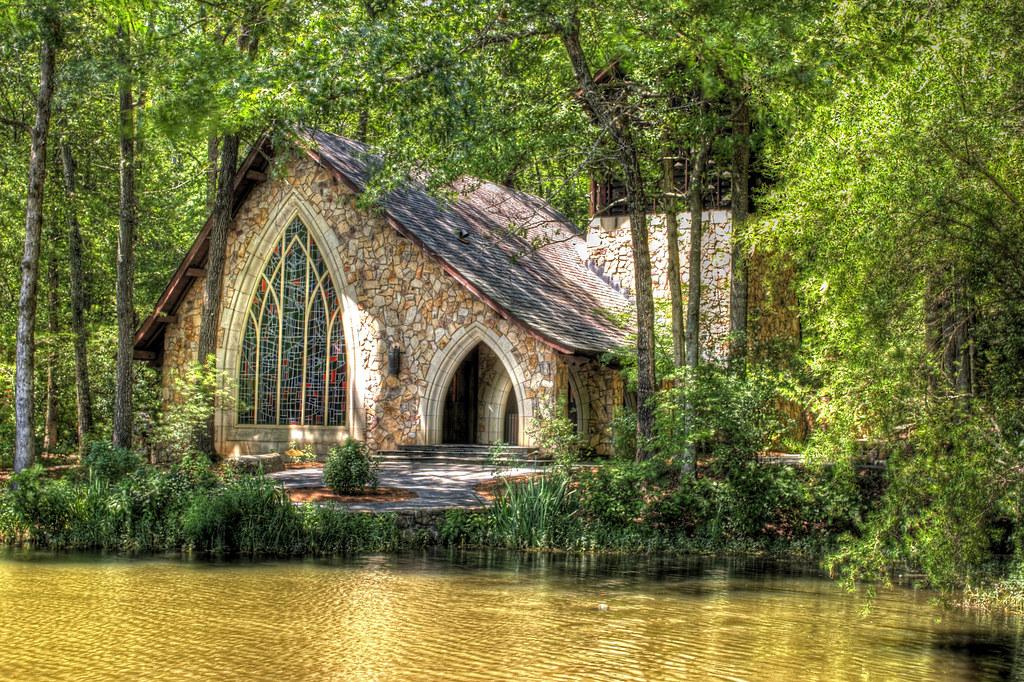 Callaway Gardens Ida Cason Callaway Memorial Chapel Flickr