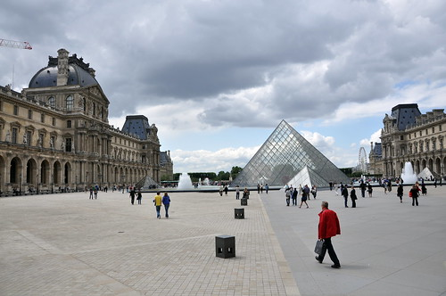 The Louvre Museum | by missgeok