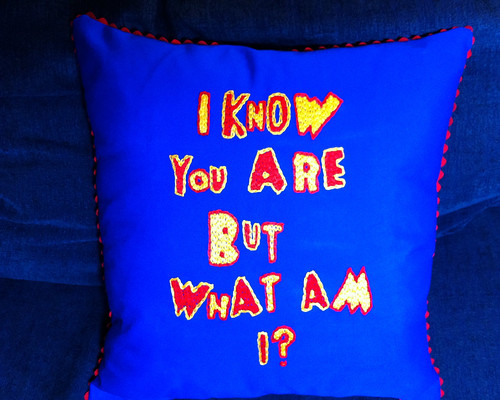 Pee Wee Pillow | by schinders