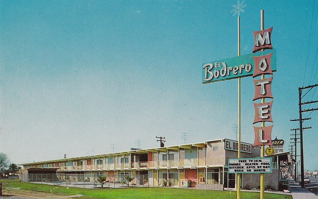 El Bodrero Motel Lynwood Ca El Bodrero The Southlands