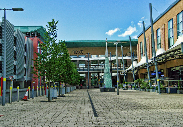 Merry Hill Food Court Opening Times