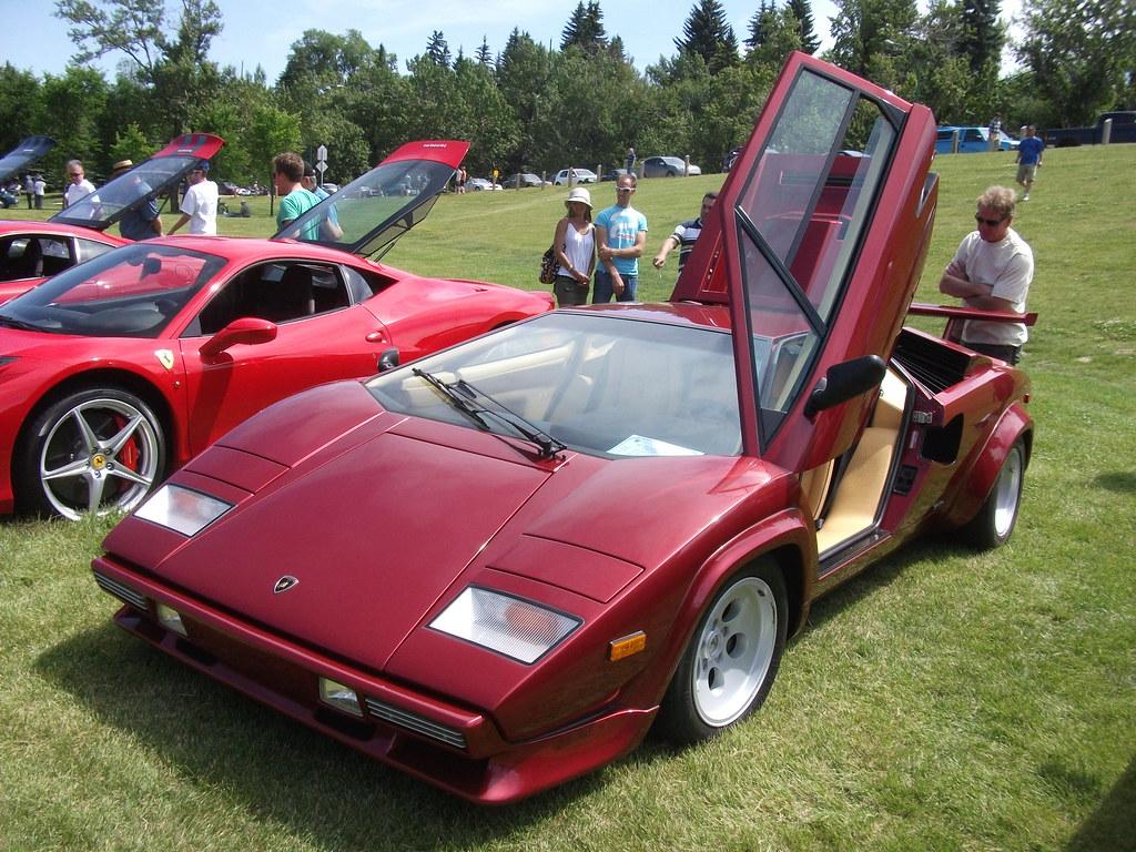 Elegant ... 1988 Lamborghini Countach LP 5000 QV | By Dave_7