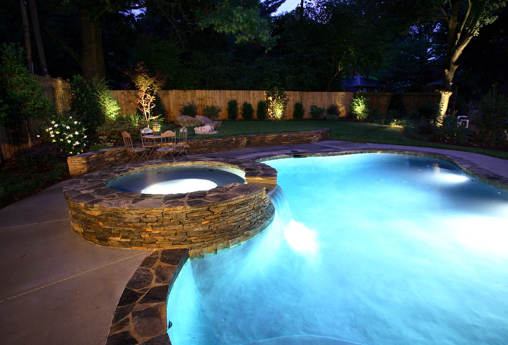Pool by design charlotte nc freeform pool 1 pool by for 3d pool design free