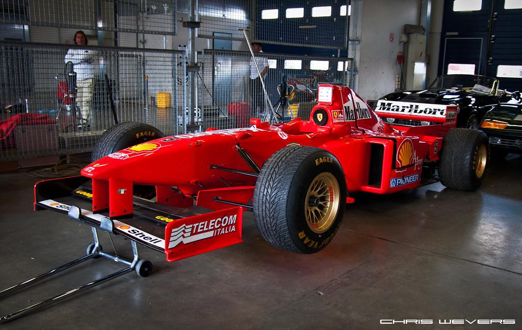 Ferrari F310b Schumacher 1997 Facebook Instagram