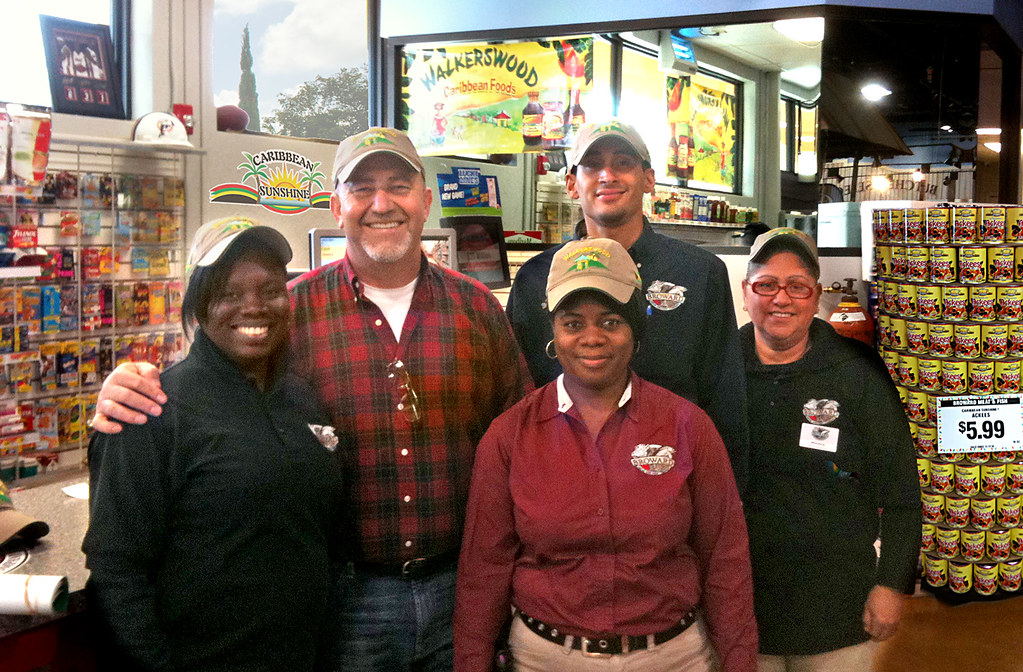 Broward meat and fish company ruben lujo and the team at for Broward meat and fish company