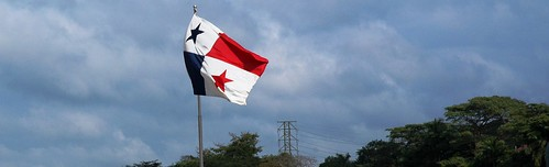 Panama flag | by Sophie's World - Anne-Sophie Redisch