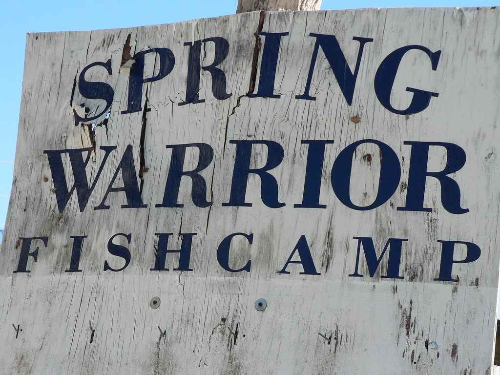 Spring warrior fish camp tp 177 taylor county coastal for Spring warrior fish camp