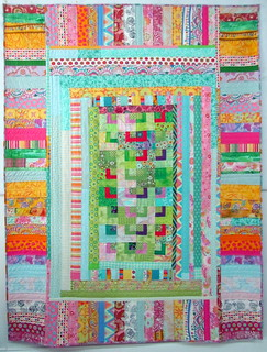 Ms. Elly Pastelly | by Melody Johnson Quilts