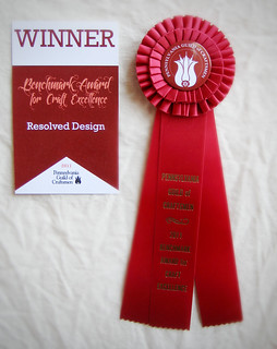 Award | by Bradford Woodworking