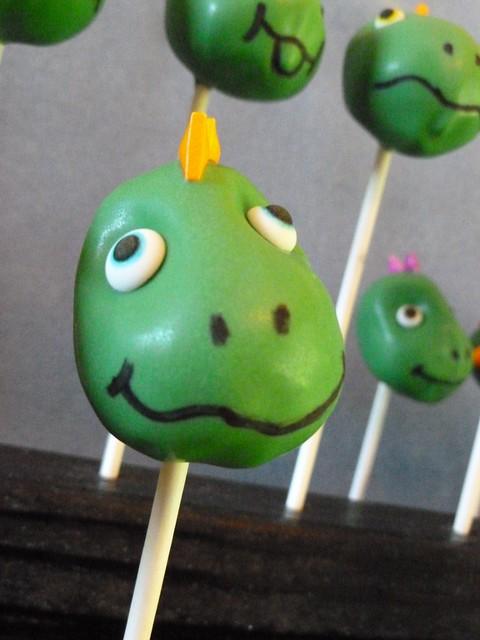 Animal Cake Pops Uk