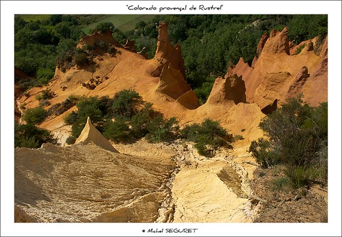 Ocres provençaux | by Michel Seguret Thanks all for 9.800 000 views