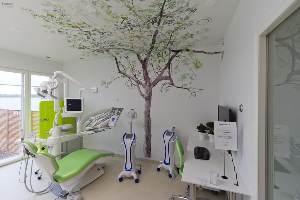 Dentist Reception Room 34 Linnunlaulu Exhibitor Www