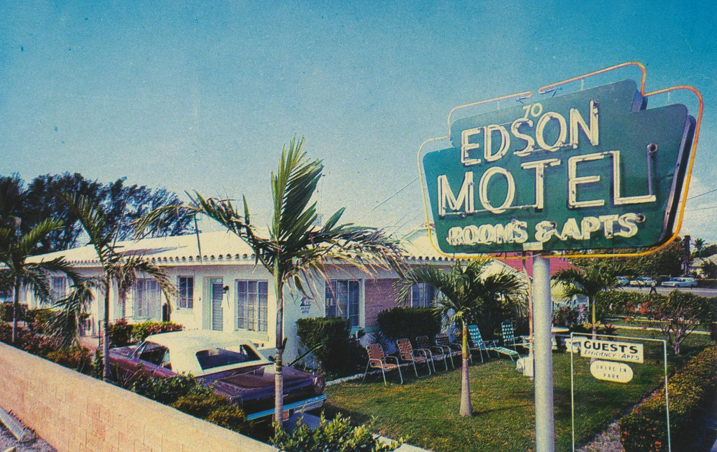 Edson Motel - Miami, Florida