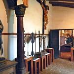 Museo de las misiones jesuíticas. Concepción, Bolivia.
