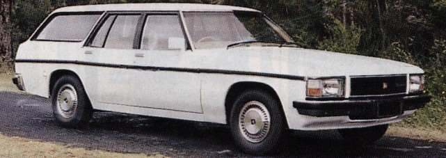 Prototype Wb Series Holden Station Wagon It Used