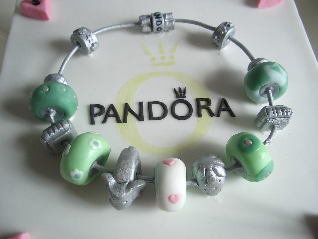 Pandora Cake Toppers
