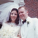 Eileen and Roger at St. Rose of Lima, Short Hills