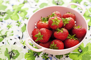 Strawberries | by Elahe Kianpoor