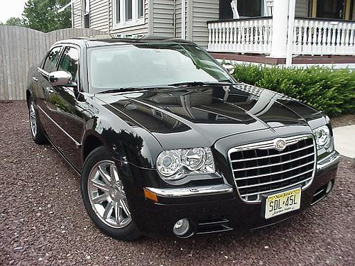 2005 chrysler 300c hemi blacked out grill jvc107 flickr. Black Bedroom Furniture Sets. Home Design Ideas