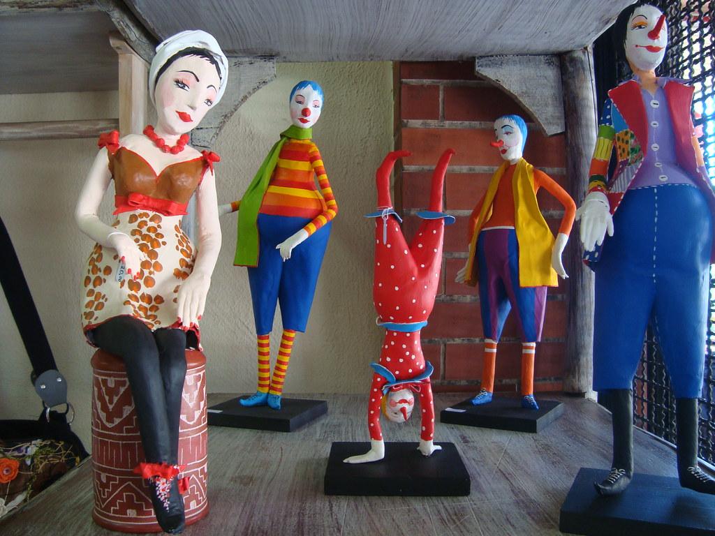 Aparador Laca Preta ~ Mercado de Artesanato de Jo u00e3o Pessoa! Esculturas feitas