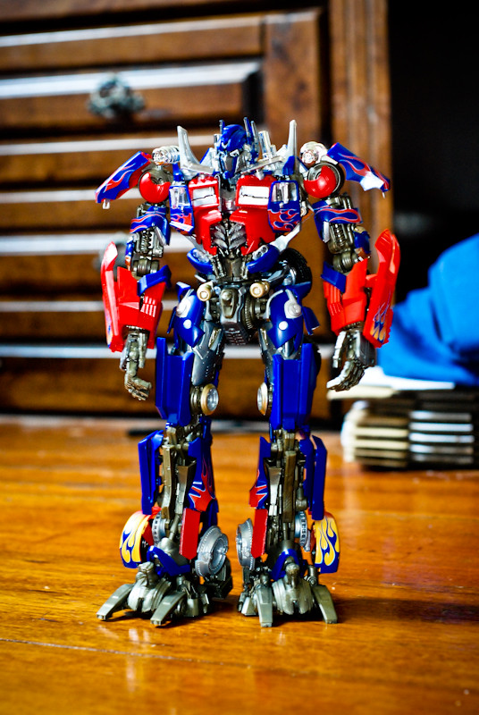 Takara Tomy Optimus Prime Dmk 01 Dmk-01 Optimus Prime From