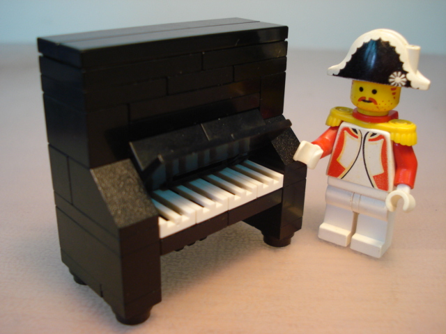 Lego Furniture Lego430 Flickr
