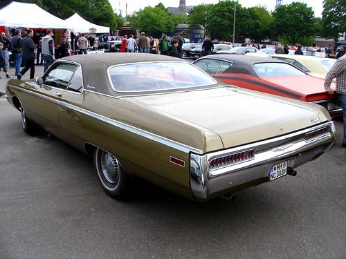 2 Door Convertible >> Chrysler Newport Custom Coupé 1970 -2- | Hamburg ...