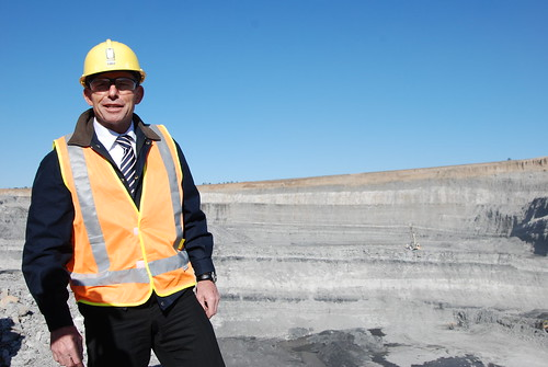 Tony visits Peabody Mine in the Hunter Valley | by Tony Abbott