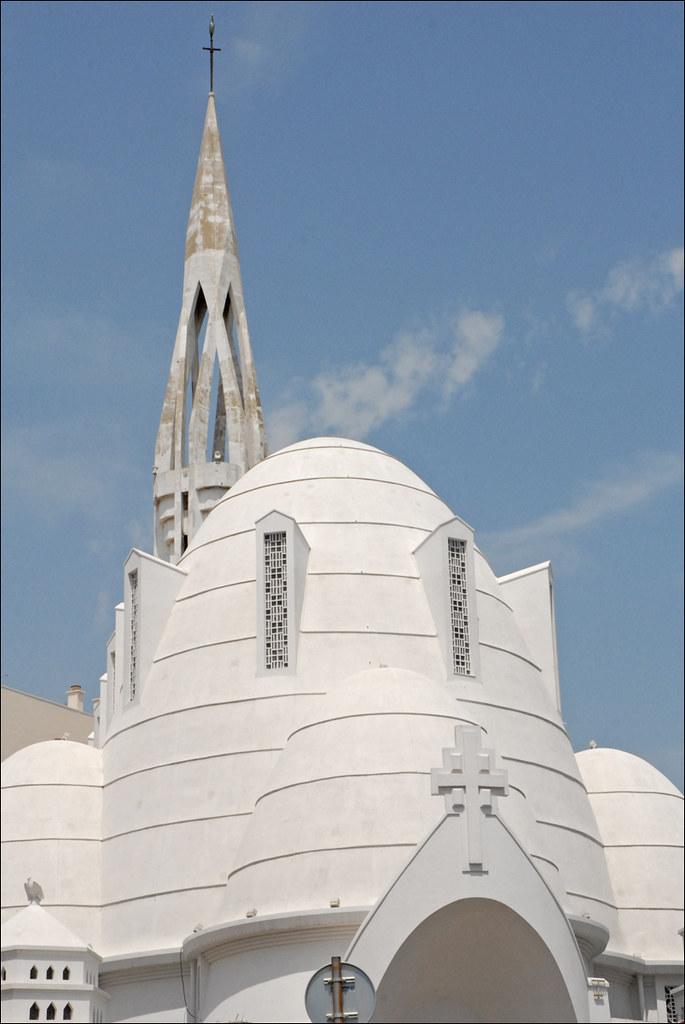 L 39 glise sainte jeanne d 39 arc nice cette glise en for Architecte 3d wikipedia