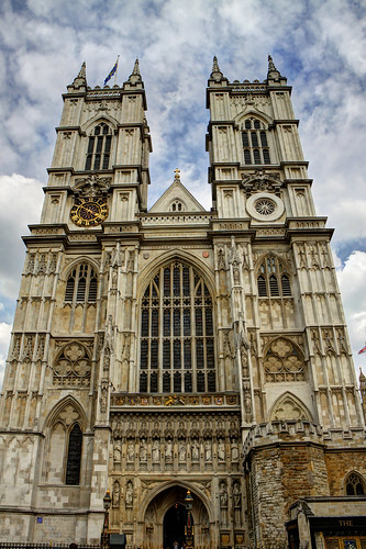 Westminster Abbey, London | by **Anik Messier**