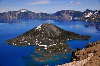 Crater Lake and Wizard Island | by Martin Ystenes - hei.cc