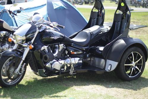 Suzuki Intruder Trike