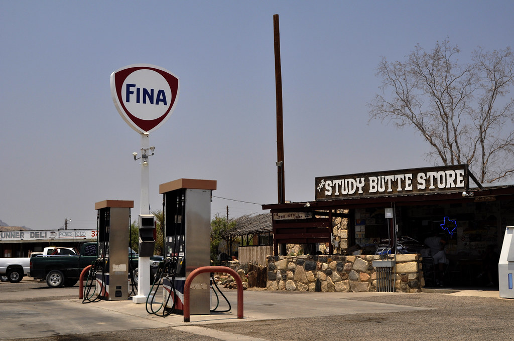The Study Butte Store & Gas Station - Study Butte - Terlin ...