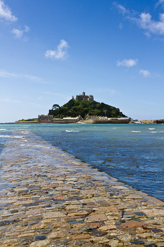 St. Michael's Mount, Cornwall, UK | by Michael Mehl