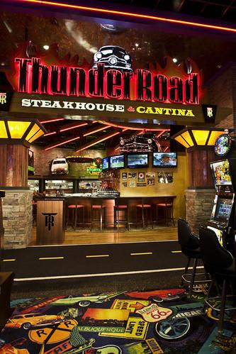 Casino restaurant entry entrance design res