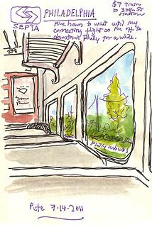 philadelphia train