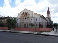 Resultado de imagen para primera iglesia bautista de san jose costa rica